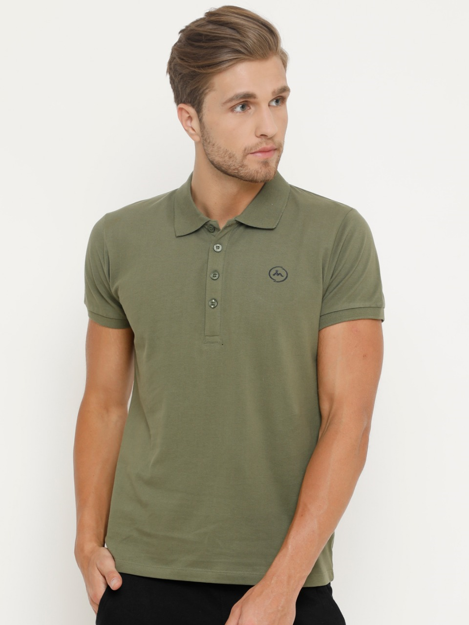 Men Cotton Polo